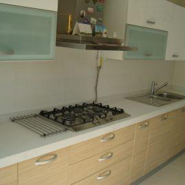 Granit mutfak tezgahı beige